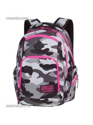 Cool Pack Break Terepszínű iskolai hátizsák - 29 literes - Camo Pink Neon     lejárt f23c597ee3
