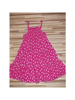 6587cfc109 H&M Hello Kitty pamutvászon ruha 128 cm 7-8 év - Vatera, 501 Ft