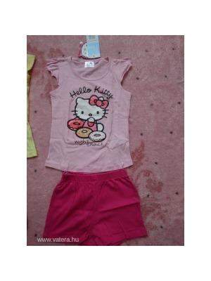Disney Hello Kitty-s nyári pizsama d9f720caff