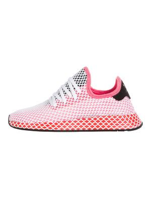 9da3b3acfc adidas Originals Deerupt Runner Sportcipő 38, Rózsaszín << lejárt 583175