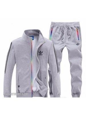 56a56e9fb9 Adidas férfi pamut melegítő szabadidő ruha együttes << lejárt 628474