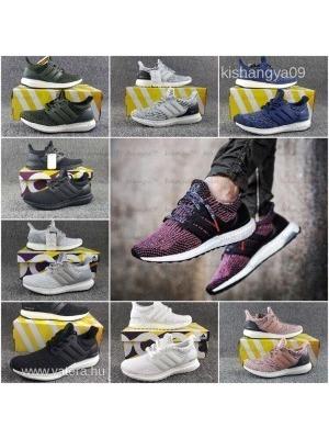 993d62145c Női Férfi Adidas Ultra Boost 3.0 a legjobb AAA minőség Futócipő utcai cipő  sportcipő