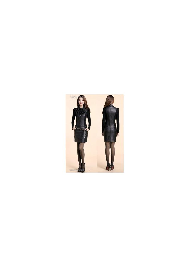 Jó minőség! 2016 Női hosszú ujjú alkalmi őszi téli ruha - Vatera d765ef4364