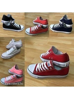 9132cd7647fe Converse cipő rövid és magasszárú 36-46-ig - Vatera, 4 990 Ft