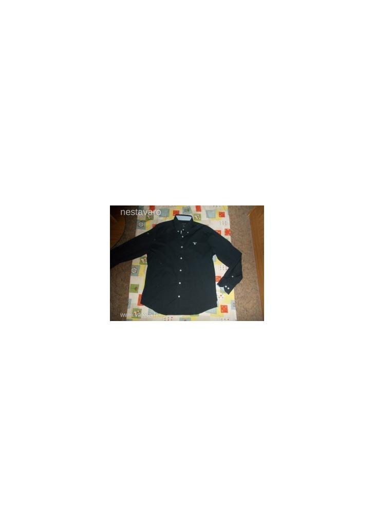 GANT sötétkék hosszú ujjú férfi ing - XL-es méret - Vatera 98ca29db00