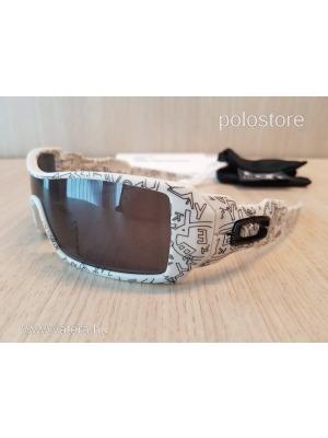 Oakley Oil Rig text white - black divat napszemüveg    lejárt 910297 5b8dfc251b