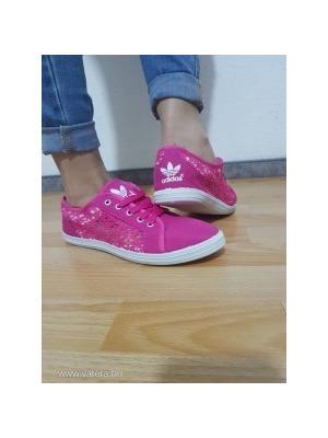 Adidas csipkés cipő pink 39-es Új NMÁ    lejárt 353314 35dcf966a6