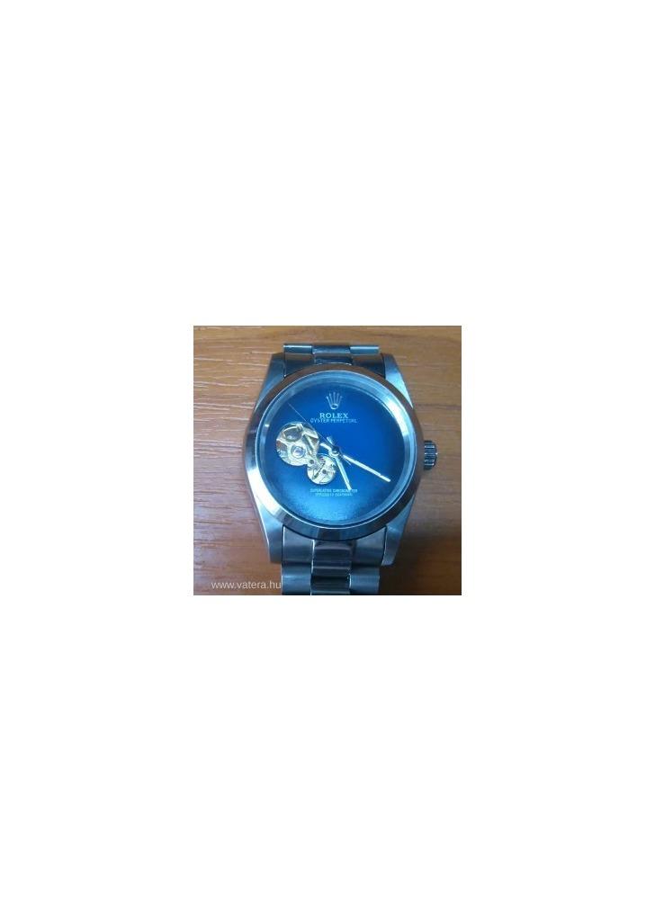 Rolex replika férfi automata karóra - Vatera 684ae8c019