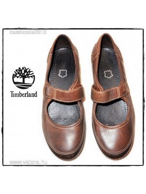 f116fc3f25 Minőségi, valódi bőr TIMBERLAND balerina cipő (40-es) - 1 Ft-ról -