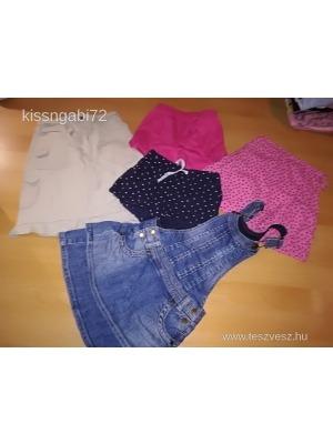 c8cb3cdfc5 Hatalmas Tavaszi-nyári ruhacsomag lánynak 110-116 méretben << lejárt 69462