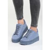 64e6dde320 Erle kék női cipő - Zapatos, 6 400 Ft | 14295 << lejárt 388567