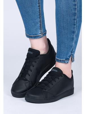 Adidas cloudfoam qt racer w fekete női sportcipő Zapatos