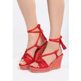 Tesalia piros női szandál Zapatos, 7 100 Ft | 17558 << lejárt