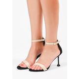 Josephine bézs magassarkú szandál Zapatos, 6 400 Ft | 4490 <<