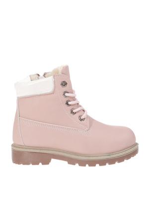 Nuria rózsaszín gyerek bakancs - kalapod.hu ac30b87390