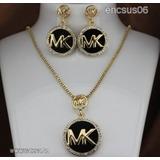 Michael Kors MK fülbevaló+nyaklánc szett 2 szin    lejárt 379292 71afdcd4db