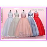 f7502a9769 Koszsorúslány ruha, elegáns, alkalmi kislány ruha maslival, több méretben,  színben 120-