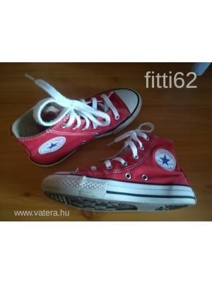 f9b24e60a5d4 Converse tornacipő piros 31-es - Vatera, 2 500 Ft | #281480 <<