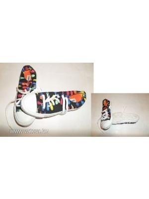 33fd4ae98a 35-ös színes vászoncipő - Converse - Vatera, 2 500 Ft | #281549