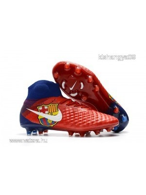 Újdonság Limitált ideig Magasszárú 3D Nike Magista Obra II Barcelona  focicipő stoplis cipő    lejárt 817aaad937
