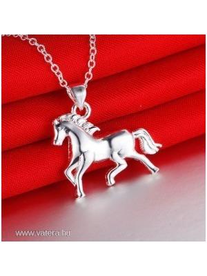 olcsón San Francisco hivatalos üzlet 925-ös ezüst jelzésű nyaklánc lovas medállal - Vatera, 432 Ft