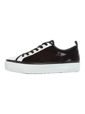 c1d3b5b653 Armani Exchange Sportcipő Fekete Fehér - Bibloo, 47 790 Ft | 361331