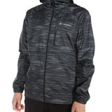Columbia Flash Forward Windbreaker Dzseki Fekete