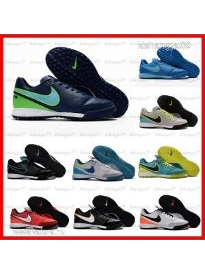 394325944d Nike Tiempo Mystic V TF focicipő hernyótalpas cipő műfüves cipő Strapabíró  új modell 10 szín <