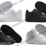 Nike Air Force One 1 férfi női cipő 36-46 fehér fekete low mid high 6aea996983
