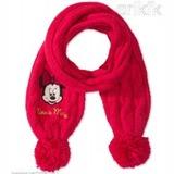 6b8f20f275 ÚJ C&A Minnie egeres 92/140-es téli sál, piros << lejárt