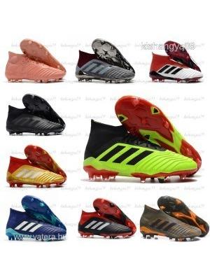 Adidas Predator 18+ 18.1 FG 39-45 focicipő stoplis cipő LEGÚJABB MODELLEK  limitált ideig 1e4ae44388