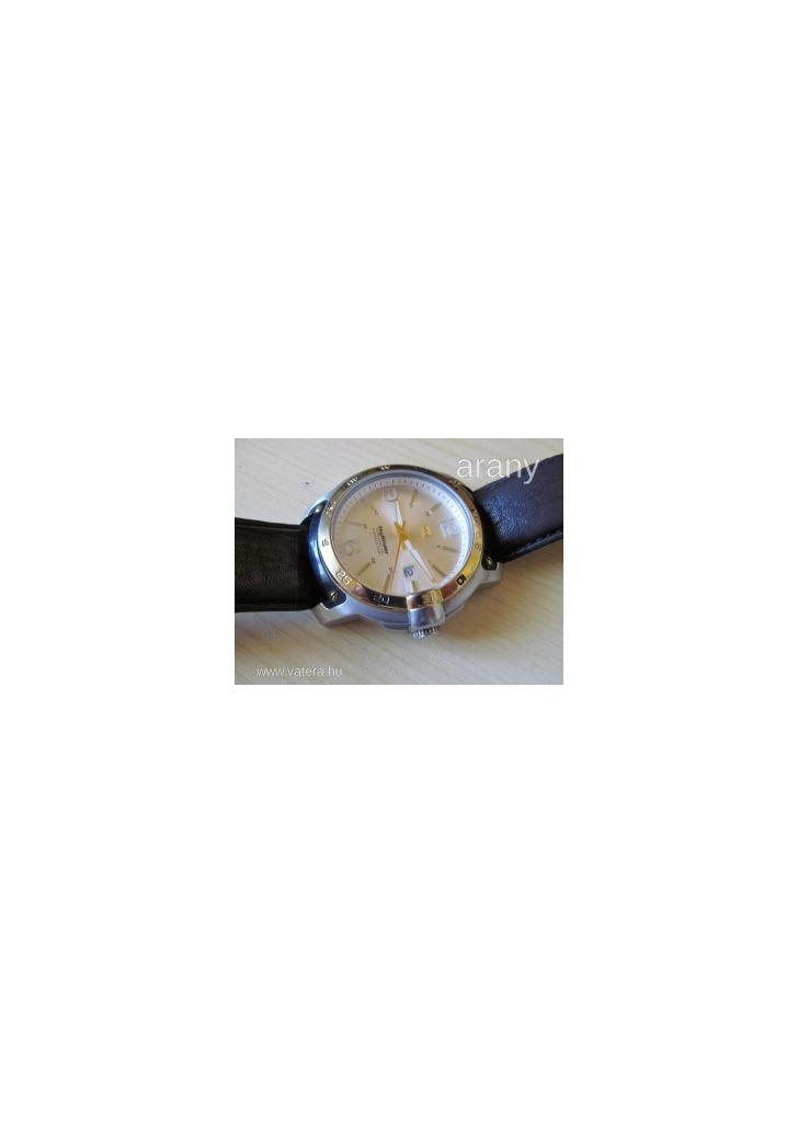 nagyon szép Tommy Hilfiger férfi nagyméretű óra olcsón eladó! - 4d5d998ecf