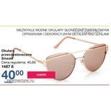 AVON trendi SINEAD fémkeretes ROSE GOLD napszemüveg UV 400 védelemmel ÚJ     lejárt 16384 3e3b082a04