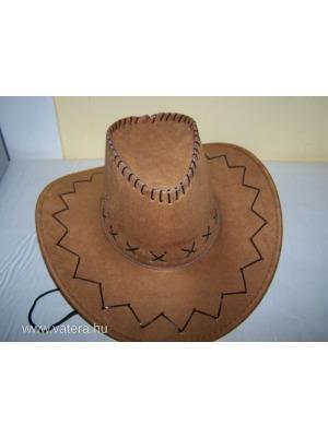 Western kalap világos barna    lejárt 765923 03398a1091