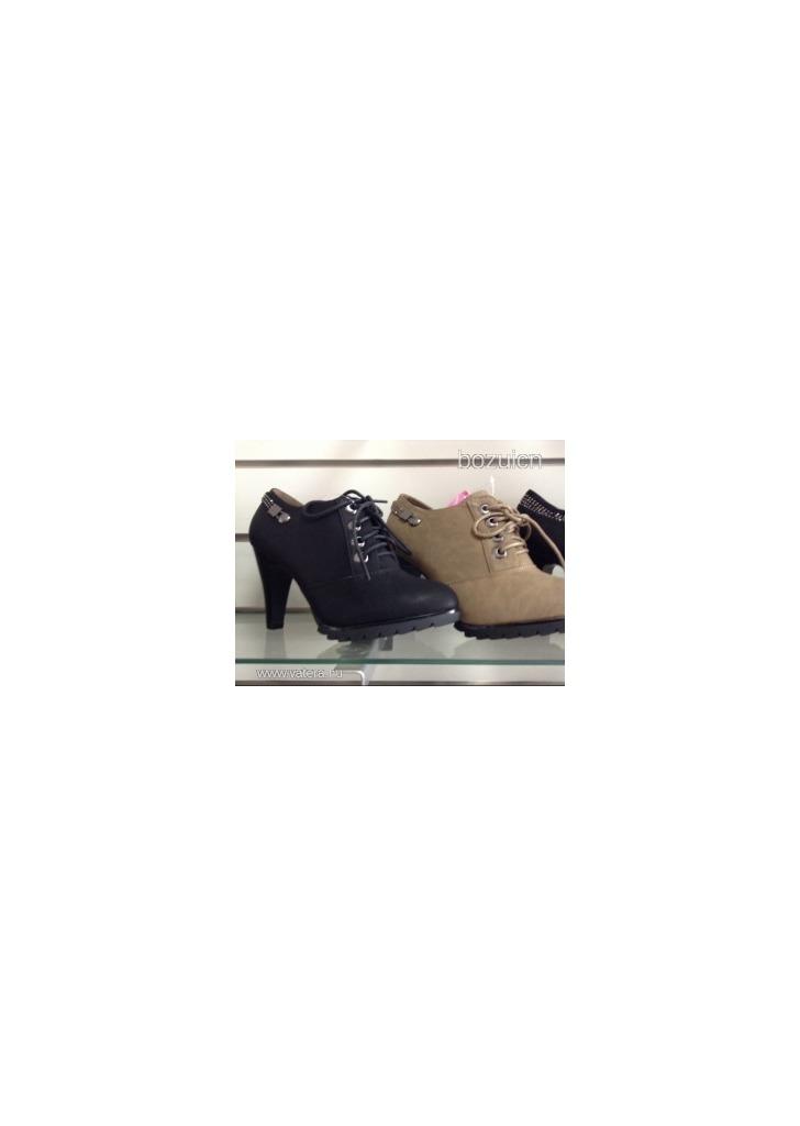 Új!Csinos szexi fűzős szegecses női platform cipő! - Vatera f1aef55f41