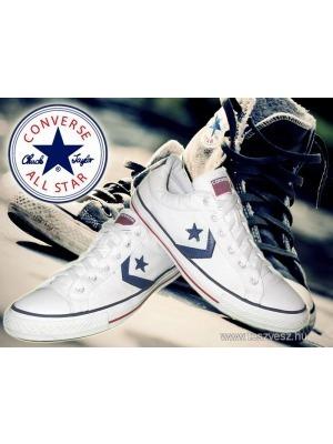 770d6eaa69 Converse Cons All Star fehér alacsony szárú tornacipő! 44-es méret! EREDETI  <