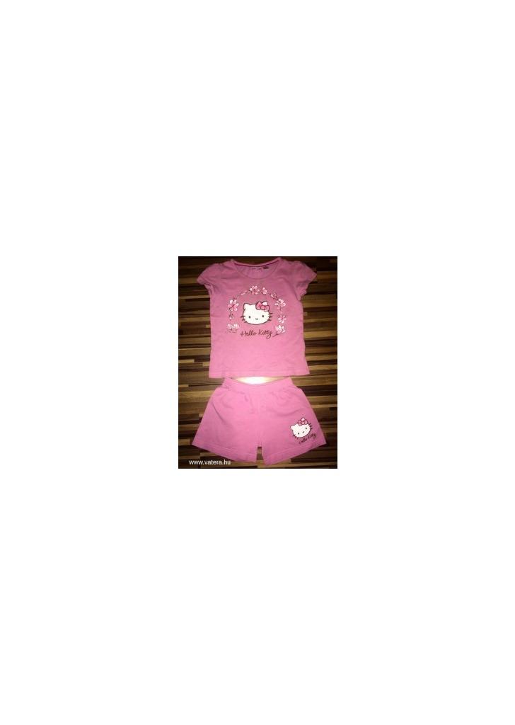 Hello Kitty kislány pizsama 98-104-es rengeteg aukció 1 ft-ról  ) - db3bd352e7