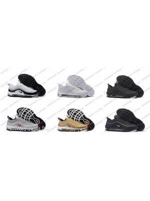 392243f4e2 NIKE AIR MAX 97 férfi cipő 40-46 sportcipő edzőcipő Férfi Női Klasszikus  Silver Bullet