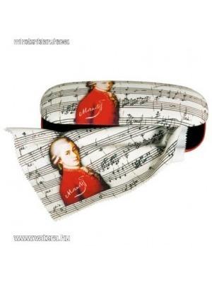 Mozart szemüvegtok törlőkendővel - Vatera cc0538fe92
