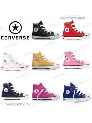 3f49c1dcb1e3 gyerek,baba,cipő,tornacipő,fiú,lány,converse 23-34 - Vatera, 2 490 Ft