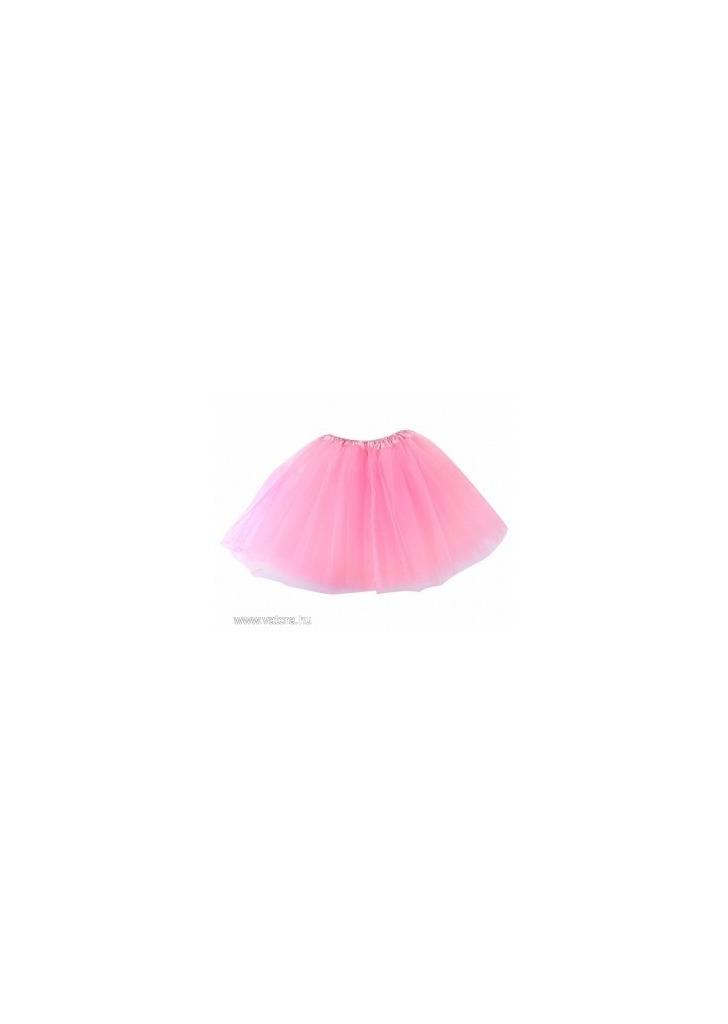 9987a8d584 Gyerek bakfis tüll szoknya tütü balettszoknya rózsaszín - Vatera, 990