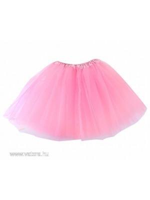 dec93b04e5 Gyerek bakfis tüll szoknya tütü balettszoknya rózsaszín << lejárt 409085