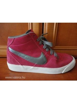Nike Bőr Sportos Bokacipő 35-35 01a19089ca