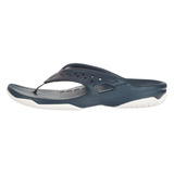 Crocs Swiftwater Deck Strandpapucs Kék