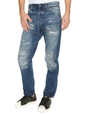 G-Star RAW 5620 3D Farmernadrág Kék