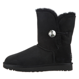 UGG Bailey Button Bling Hótaposó Fekete << lejárt 539558