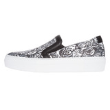 Just Cavalli Slip On Fekete