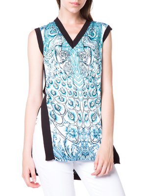 Just Cavalli Top Kék << lejárt 468802
