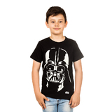 Star Wars Darth Vader Glow in The Dark fekete fiú póló << lejárt 859784