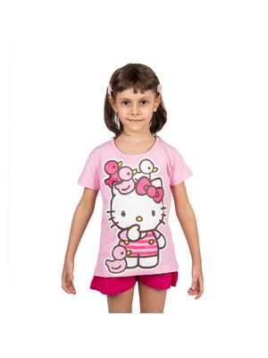 6128b79ccf Hello Kitty Ducks rózsaszín lány öltözék - kalapod.hu, 2 390 Ft